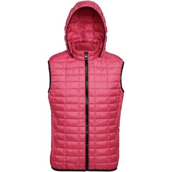 textil Herre Dynejakker 2786 Honeycomb Red