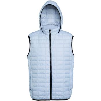 textil Herre Dynejakker 2786 Honeycomb White