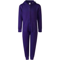 textil Børn Buksedragter / Overalls Skinni Fit Minni Purple