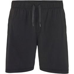 textil Herre Shorts Comfy Co Lounge Black