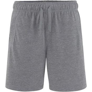 textil Herre Shorts Comfy Co Lounge Charcoal