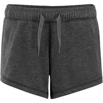 textil Dame Shorts Comfy Co CC055 Charcoal