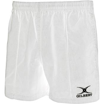 textil Børn Shorts Gilbert GI02J White