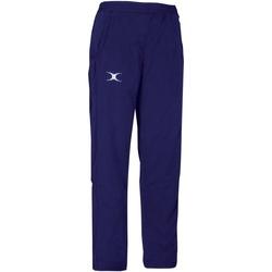 textil Børn Træningsbukser Gilbert GI05J Navy