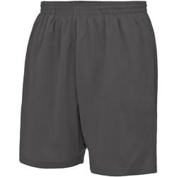 textil Herre Shorts Just Cool JC080 Charcoal