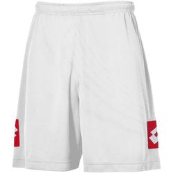 textil Herre Shorts Lotto LT009 White