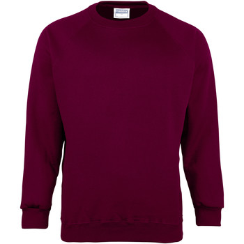 textil Børn Sweatshirts Maddins MD01B Burgundy