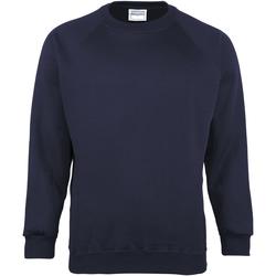 textil Børn Sweatshirts Maddins MD01B Navy