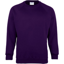 textil Børn Sweatshirts Maddins MD01B Purple
