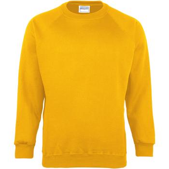 textil Børn Sweatshirts Maddins MD01B Sunflower