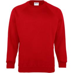 textil Børn Sweatshirts Maddins MD01B Red