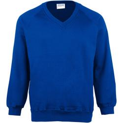 textil Børn Sweatshirts Maddins MD02B Royal