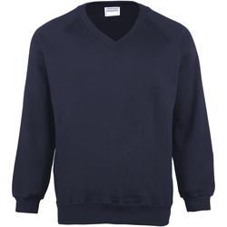 textil Børn Sweatshirts Maddins MD02B Navy