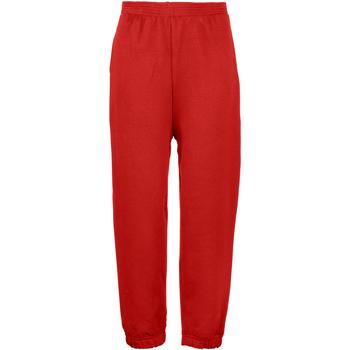textil Børn Træningsbukser Maddins MD03B Red