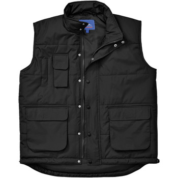 textil Herre Veste / Cardigans Portwest PW027 Black