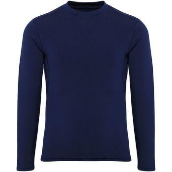 textil Dreng Langærmede T-shirts Tridri TR16B Navy
