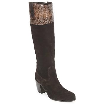 Sko Dame Chikke støvler C.Doux ENZO BOT Brun