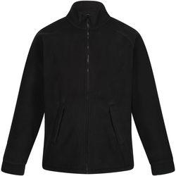 textil Herre Fleecetrøjer Regatta TRA500 Black