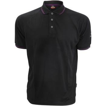 textil Herre Polo-t-shirts m. korte ærmer Trespass Bonington Black