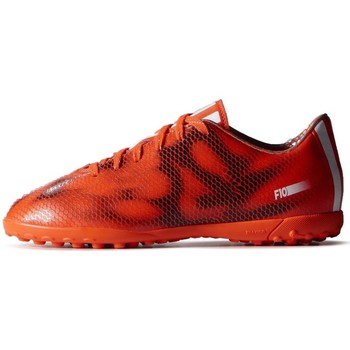 Sko Børn Fodboldstøvler adidas Originals F10 TF J Sort, Orange