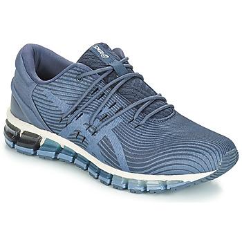 Sko Herre Lave sneakers Asics GEL-QUANTUM 360 5 Blå