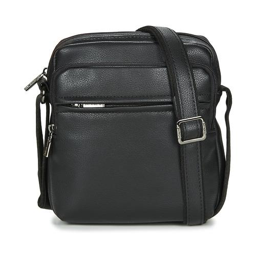 Tasker Bæltetasker & clutch  David Jones SERMO Sort