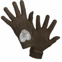 Accessories Dame Handsker Moschino 29849 MØRKEGRØN