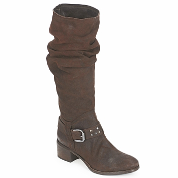 Sko Dame Chikke støvler Rew Dream HYGIE Brun