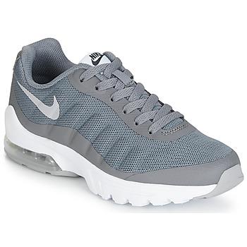 Sko Dreng Lave sneakers Nike AIR MAX INVIGOR GS Grå