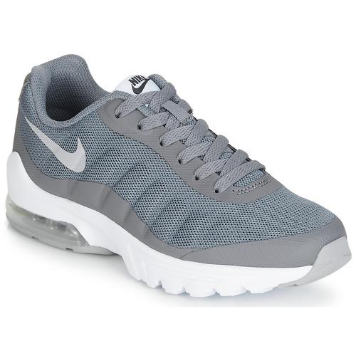 Sko Børn Lave sneakers Nike AIR MAX INVIGOR GS Grå
