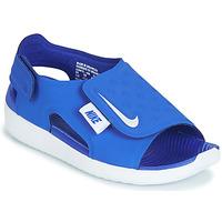 Sko Dreng Sandaler Nike SUNRAY ADJUST 5 Blå