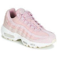 Sko Dame Lave sneakers Nike AIR MAX 95 PREMIUM W Pink