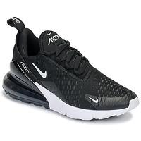 Sko Dame Lave sneakers Nike AIR MAX 270 W Sort / Hvid